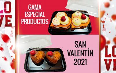 Corazones y Tartas de San Valentín 2021¡Flechazo asegurado!